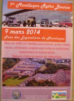 2015 Rétro-Bourse de Montluçon, 08 Mars
