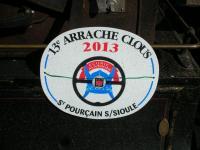 """2013 Les 13émes """"Arrache Clous"""" 04-Octobre."""