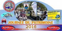 2016 Journée du Patrimoine 18 septembre