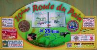 2014 La XXéme Route du Pain, le 29 juin