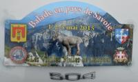2015 Les trois jours en Savoie 1 au 3 Mai.