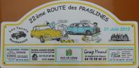 2015 La Route des Praslines 21 juin