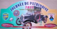 2013 Journée du Patrimoine 15 Septembre