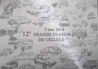 2018 L'évasion de Cellule 05 Mai
