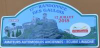 2015 Randonnée des Gaulois 12 Juillet