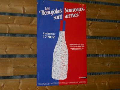 2016 soiree beaujolais 18 novembre 1