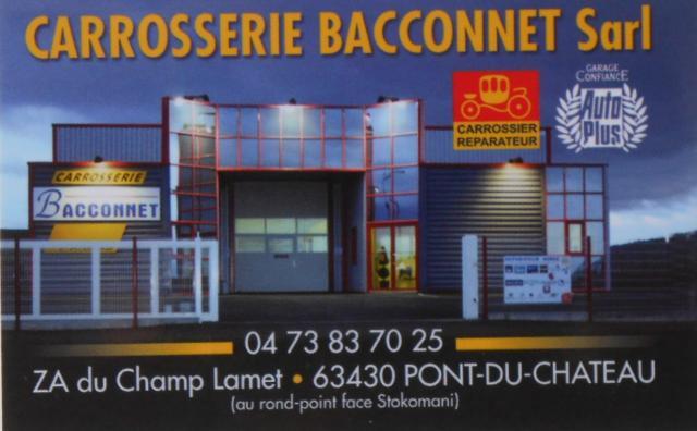 Bacconnet 2017 plaque
