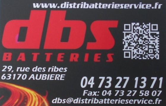 Dbs batterie