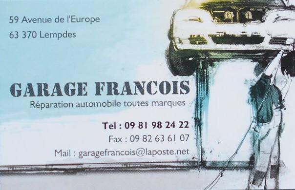 Garage francois