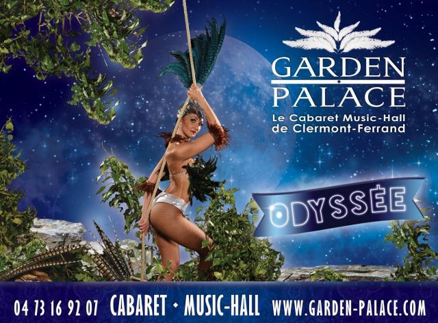 Garden palace 50