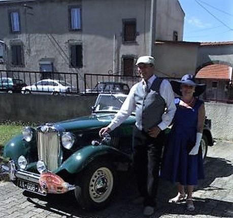 Jean Michel et Françoise
