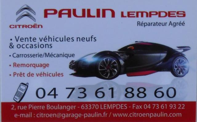 Paulin 2017 plaque