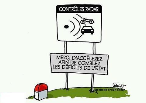 Radar tirelire